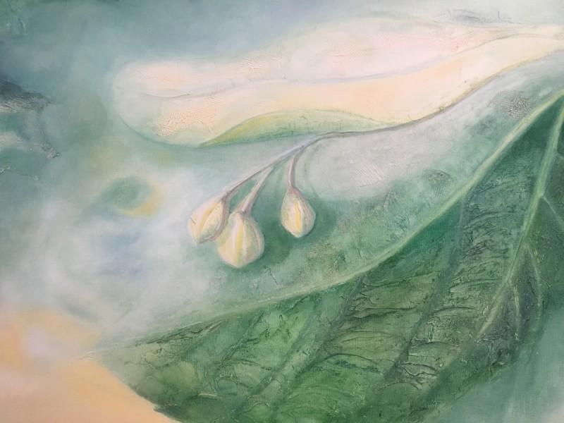 Painting winterlinde