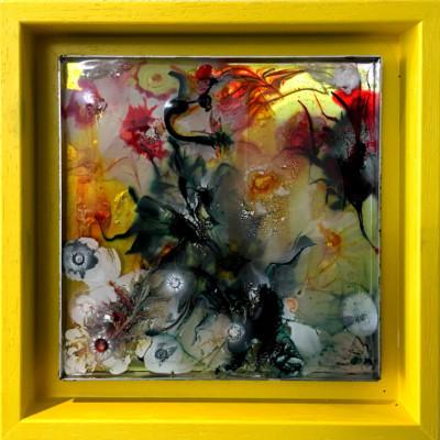 strikje gele 14x14 collage