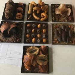 strikje opdracht zaden samenstellingen