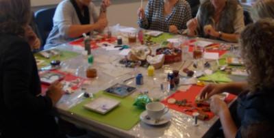 workshop strikje